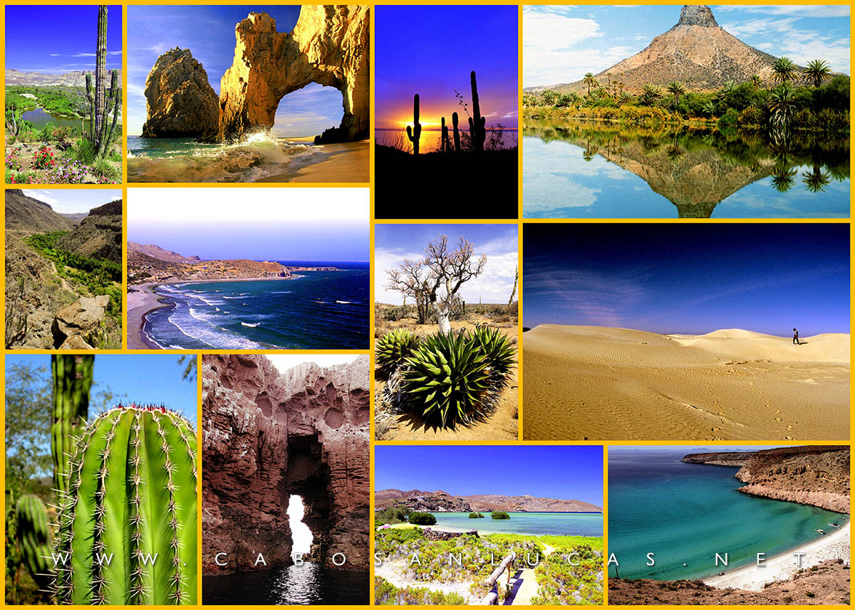 Baja California Sur geographical information