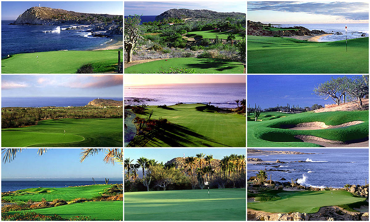 Tiger woods golf course cabo san lucas commit