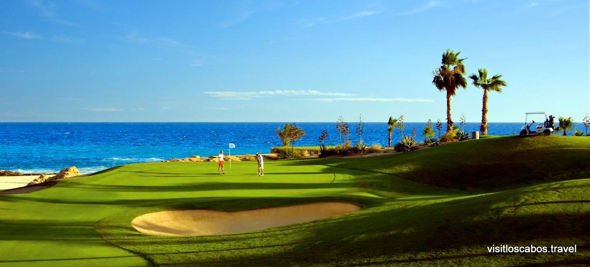 Cabo Real Golf Club View