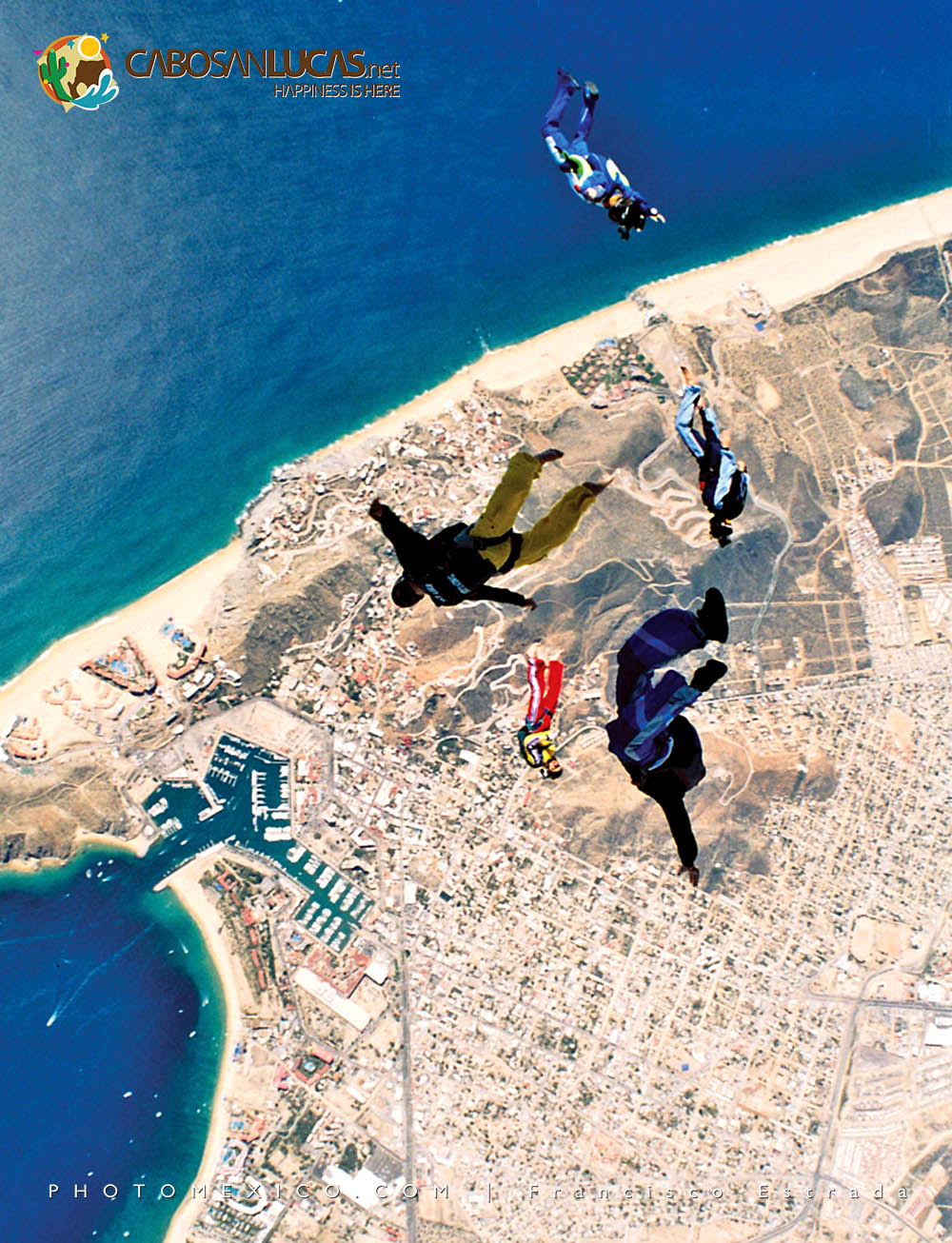 Skydiving Cabo San Lucas