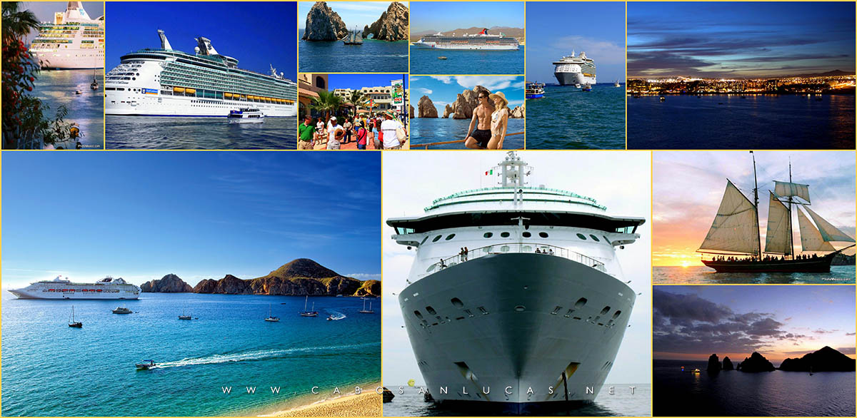 Cruise Ships and Cabo San Lucas