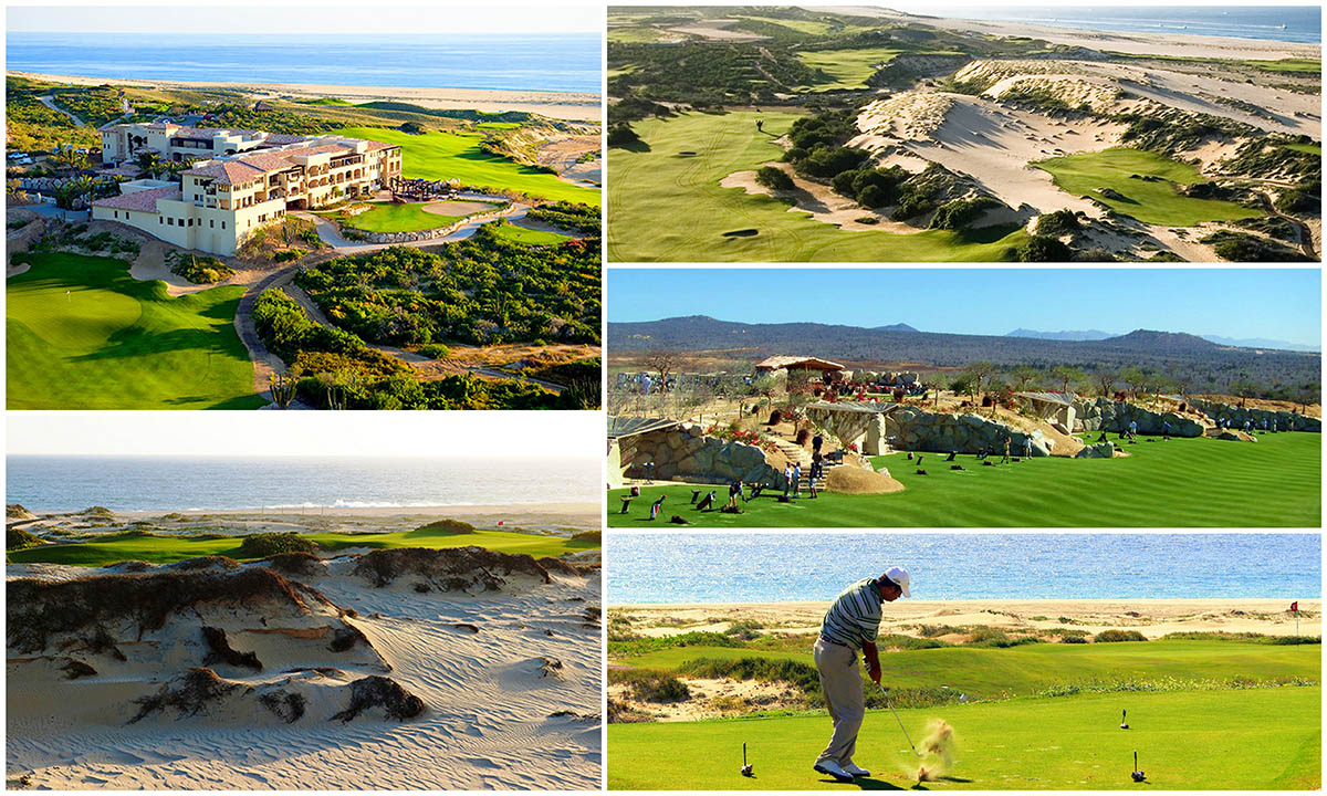 Diamante Golf Cabo San Lucas