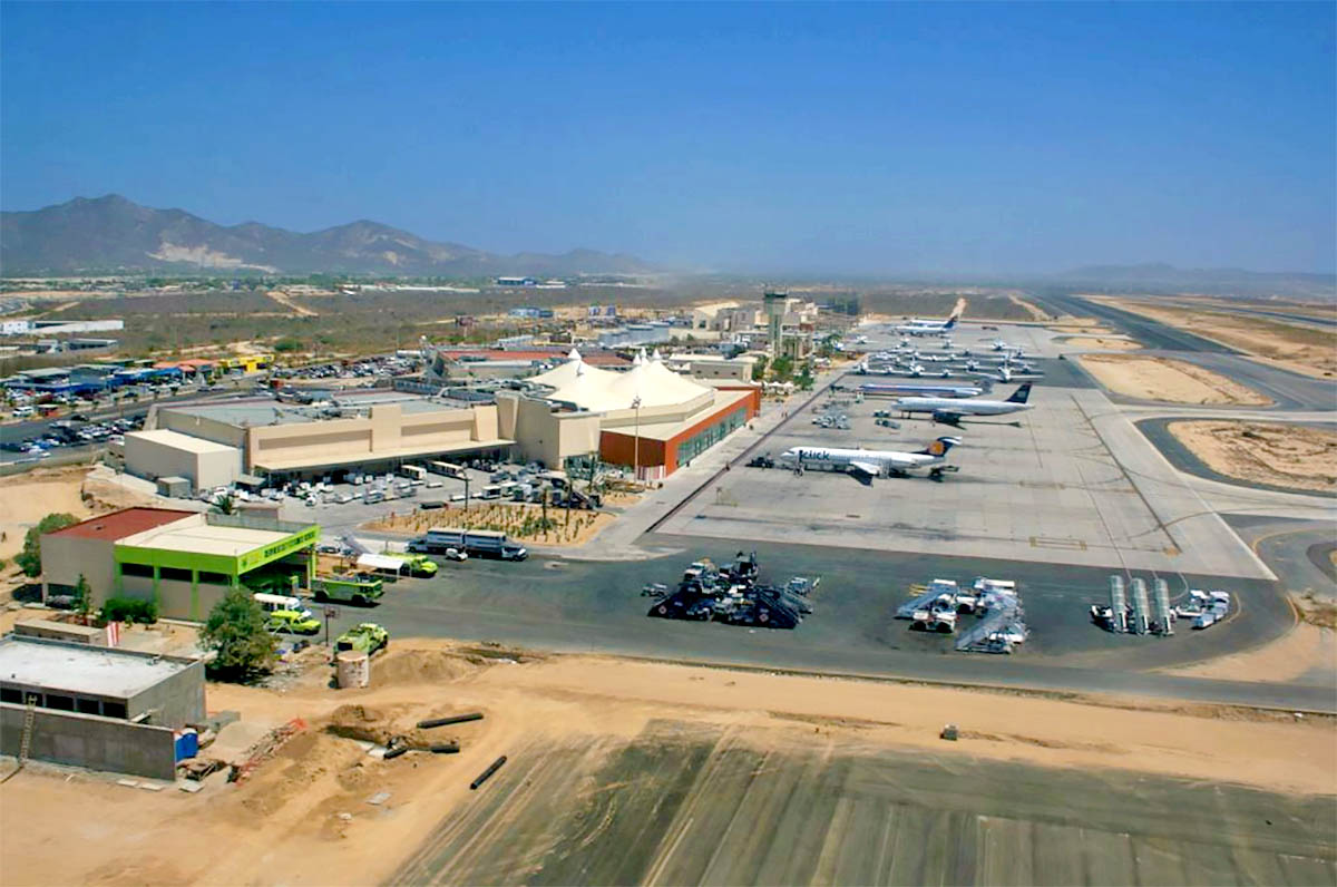 Los Cabos International Airport SJD