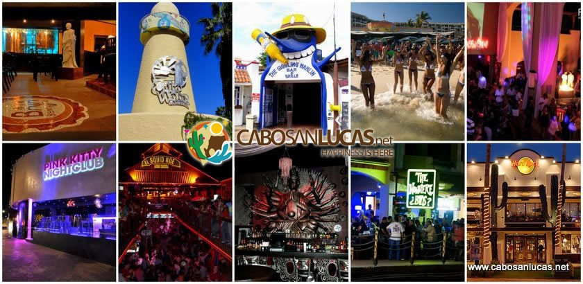 Top 10 Nightlife in Cabo San Lucas
