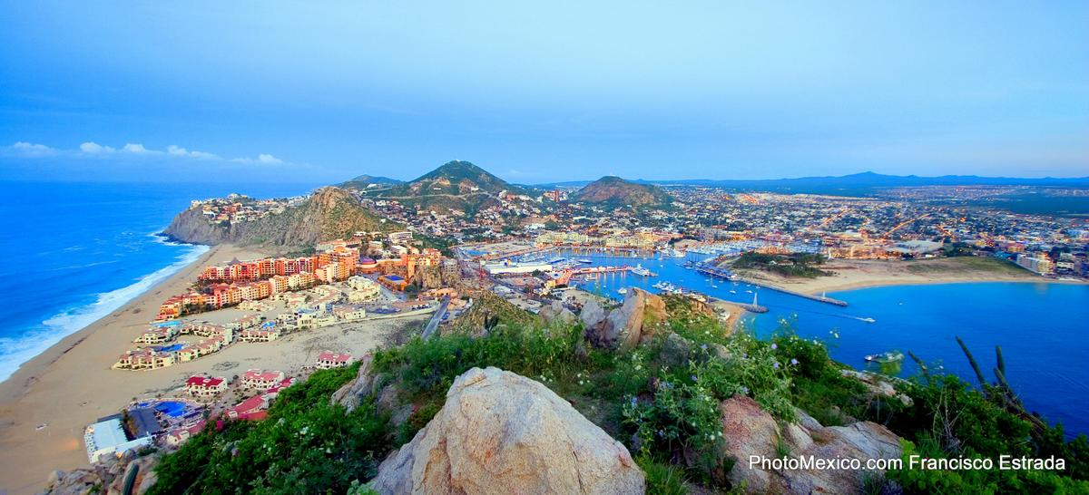 Where is Cabo San Lucas located? on