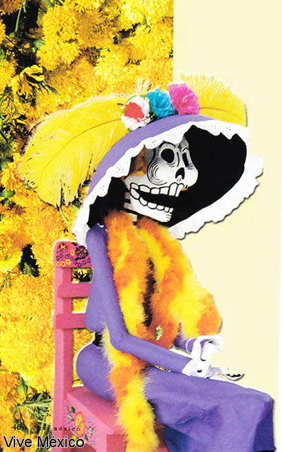 Day of the Dead, La Catrina