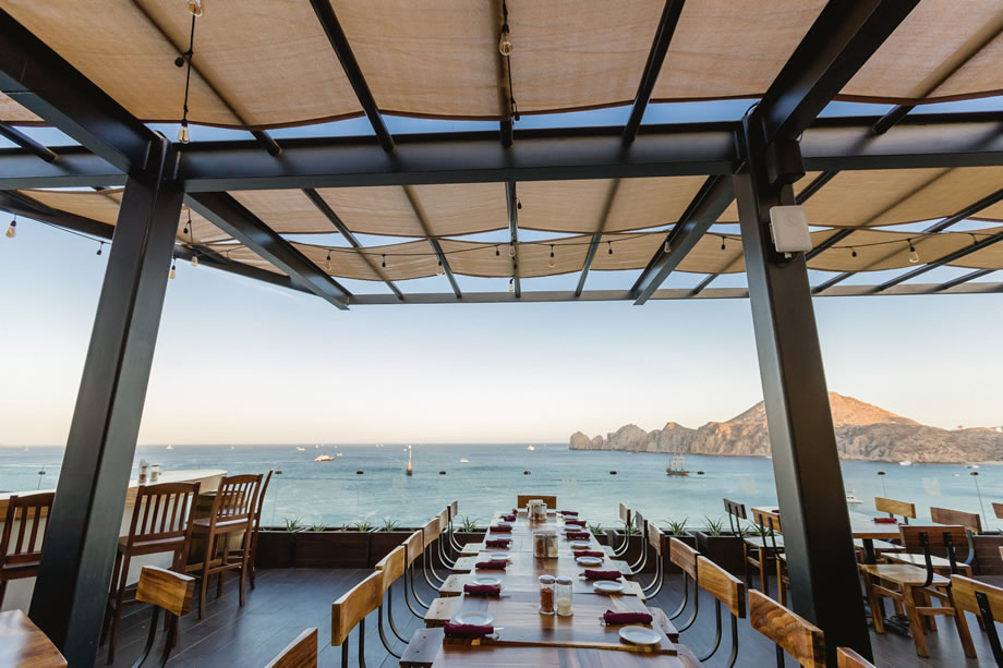 Baja Brewing Company Cabo Villas Rooftop view
