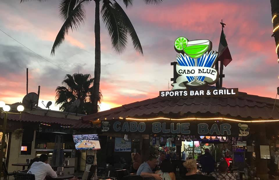 Cabo Blue Bar & Grill